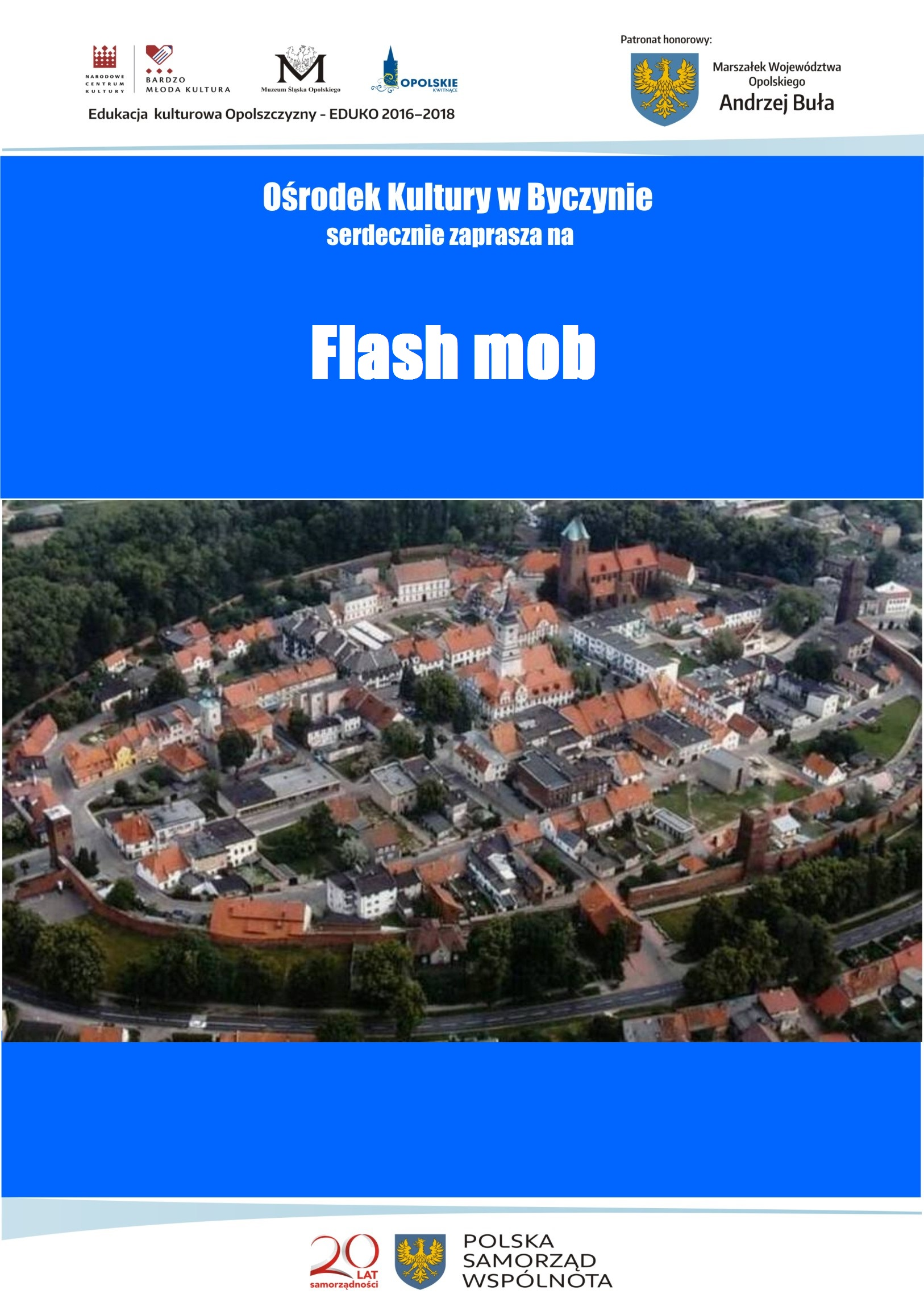 flash mob LUDK