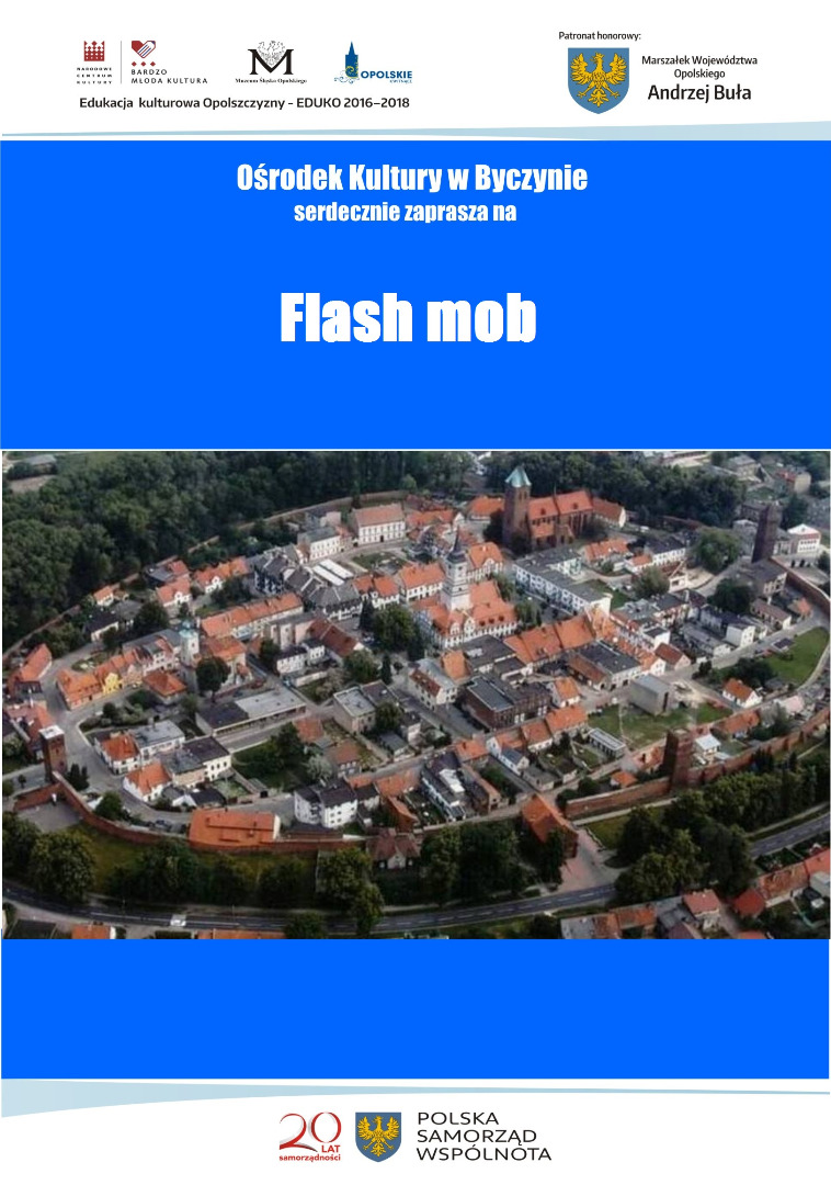 flash mob LUDKA